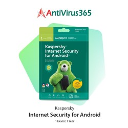 Android Antivirus - Kaspersky Internet Security for Android 1device 1year