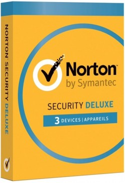 Norton By Symantec Security Deluxe - 80-85 Days 5 Devices