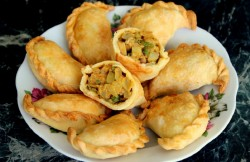 Curry Puff home made
