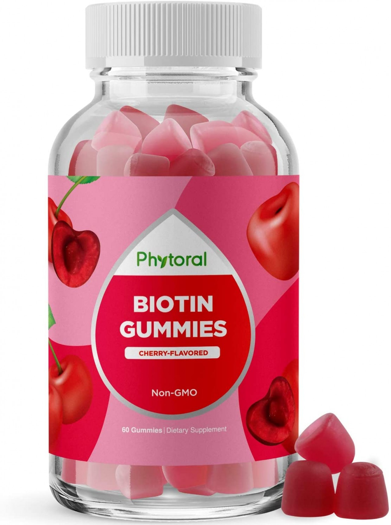 Biotin Gummies for Hair and Nail Growth - Biotin Gummies for Hair Growth Anti Aging Skin Care and Nail Care - Biotin 5000mcg Hair Skin and Nails Gummies Vitamins for Adults Beauty and Skin Care