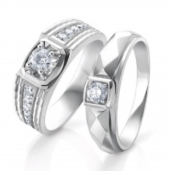 Wedding Band Ring for Women